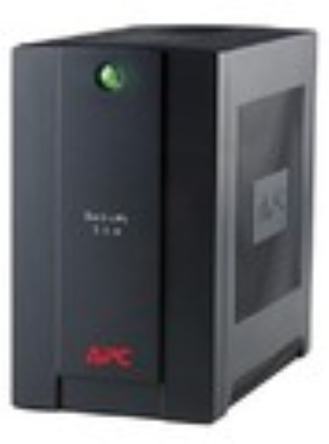 APC Back-UPS 500VA Standby with Schuko