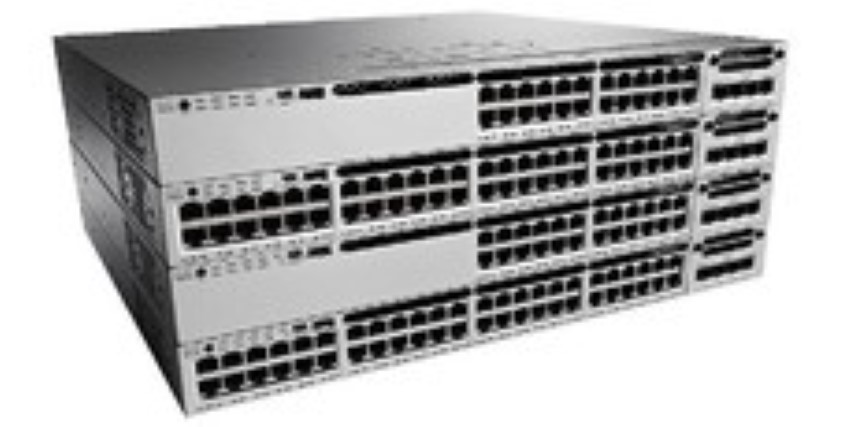 Коммутаторы Cisco Catalyst 3850